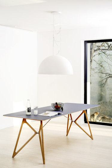 Fawn Tink Table Dining Tables From Gazzda Architonic