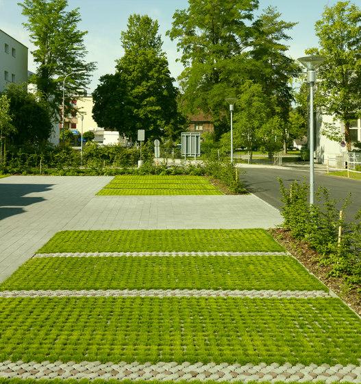 lunix eco pavement urban planters from creabeton. Black Bedroom Furniture Sets. Home Design Ideas