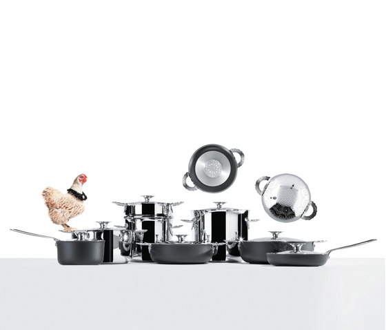 Dressed MW15 by Alessi