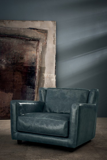 Berg 200 Re Armchair Pouf Armchairs From Baxter Architonic