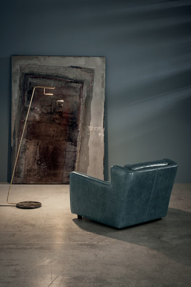 BERGÈRE Armchair | Pouf by Baxter