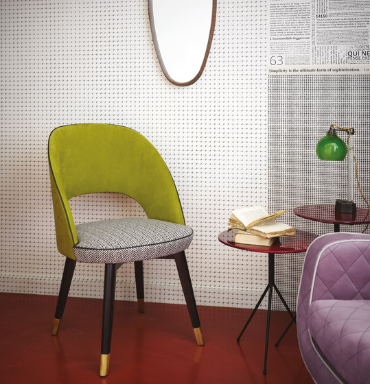 COLETTE OFFICE Chair de Baxter