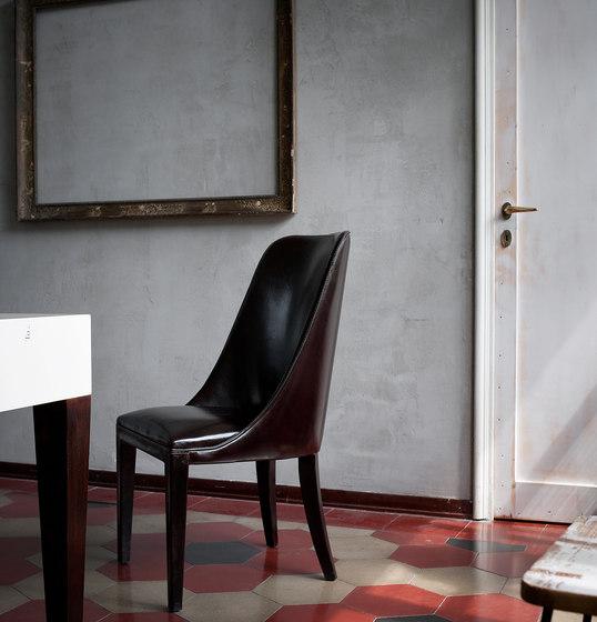 DECOR Chair with wheels de Baxter