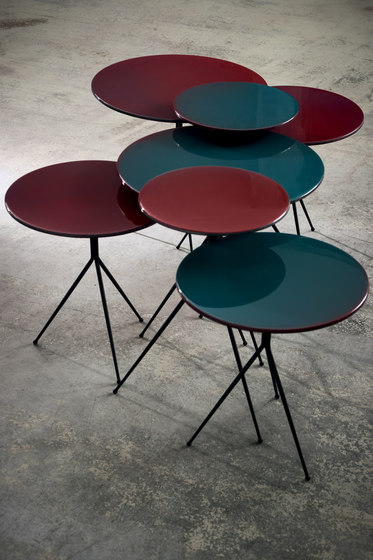 LIQUID LUNCH Table by Baxter