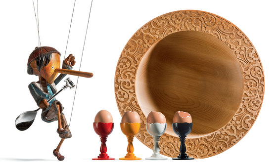 Dressed In Wood MW23 by Alessi