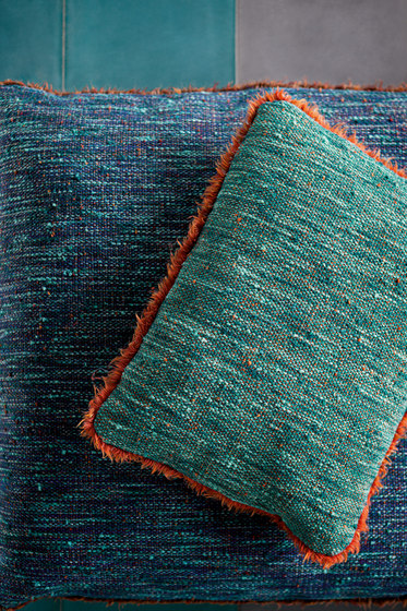 Tweed Couleurs - Caraibi Sunset von Dominique Kieffer