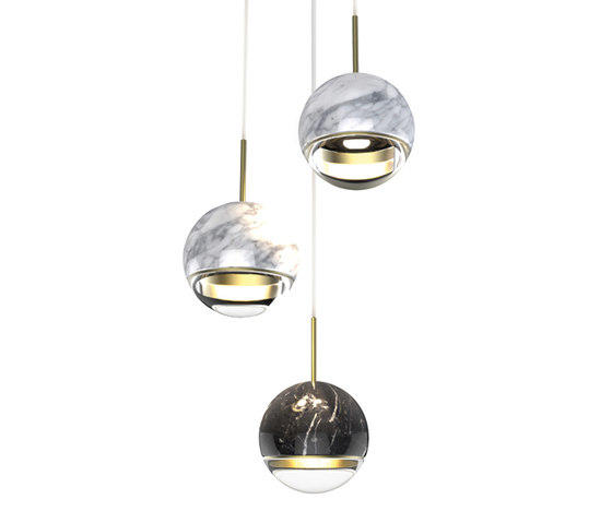 Wandering Star Marble Matte General Lighting From Viso