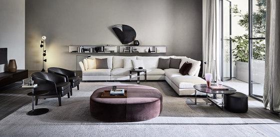 Chelsea Armchair de Molteni & C