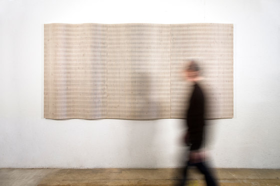 Acoustic Panel W2 3-layer spruce by dukta