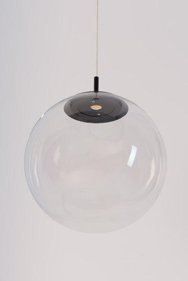 Glaskugelleuchte ku3 LED di Mawa Design