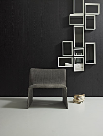 Glove Armchair by Molteni & C