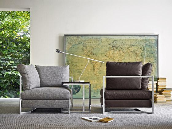 Large Armchair von Molteni & C