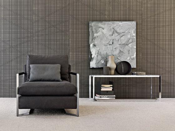 Portfolio Armchair by Molteni & C