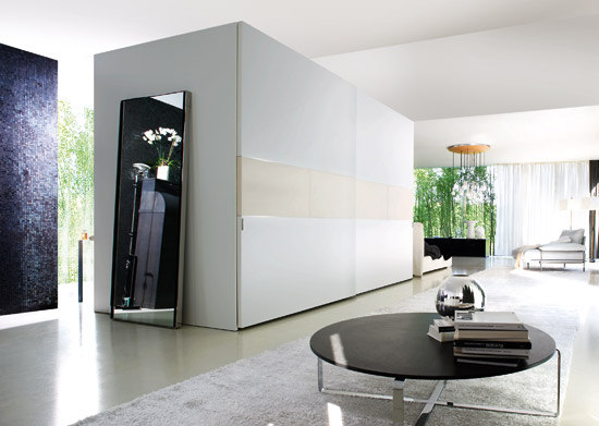 Domino Mirror by Molteni & C