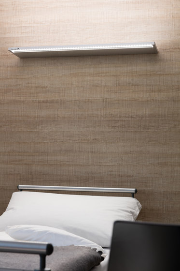 Zera Bed Wall-Mounted Luminaire by H. Waldmann
