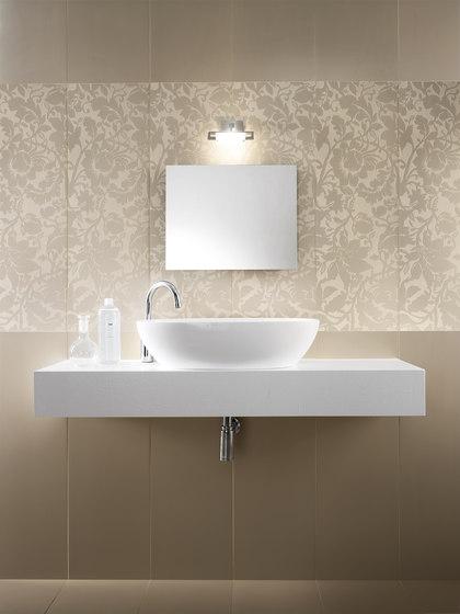Ava - Axel - Mosaico Bianco Satinato di La Fabbrica