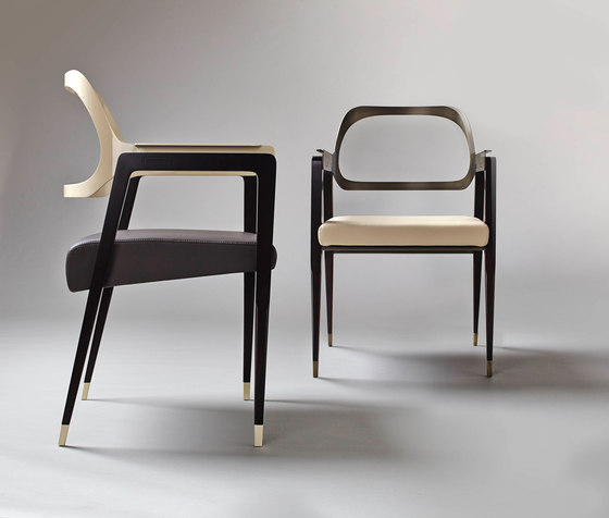Carlton Chair di Rossato