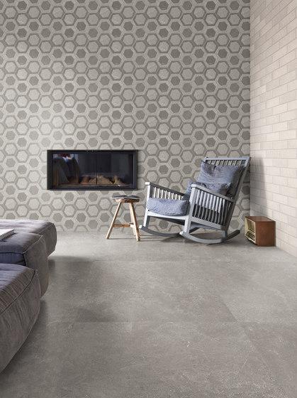 Milestone White Mosaico de EMILGROUP