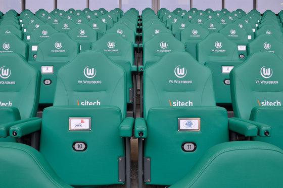 Magdeburg VIP von Stechert Stahlrohrmöbel