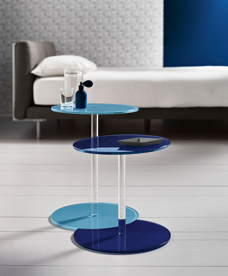 Lenses Cocktail table von Tonelli