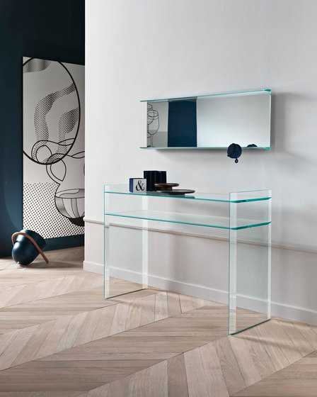 Quiller specchio a parete specchi tonelli architonic - Parete a specchio ...