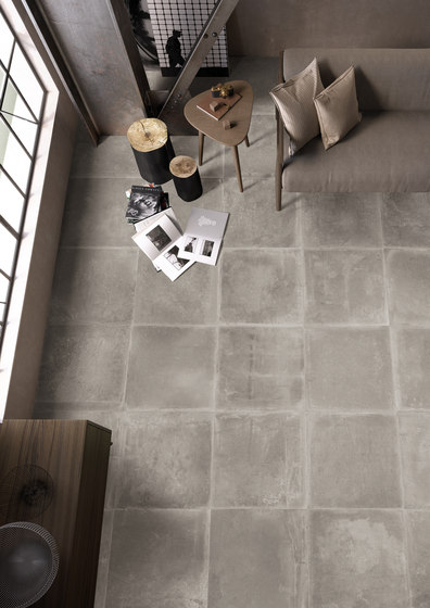 Dust Mosaico Grey by EMILGROUP