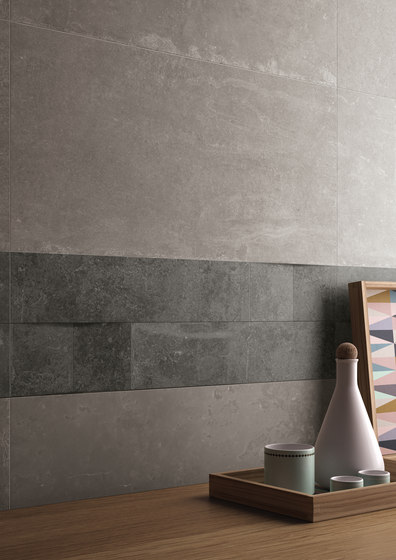 Groove Bright Grey Mosaico by EMILGROUP