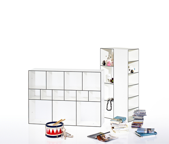 WOGG CARO Shelf box by WOGG