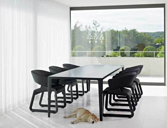 WOGG TIRA Folding Table Ginbande by WOGG