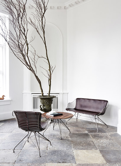 Wire Lounge Sofa von Overgaard & Dyrman
