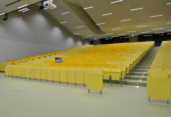 Technostep Seating Basic de Stechert Stahlrohrmöbel
