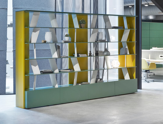 Vis Storage System by Koleksiyon Furniture