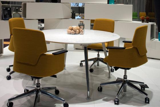 Tola Office Chair by Koleksiyon Furniture