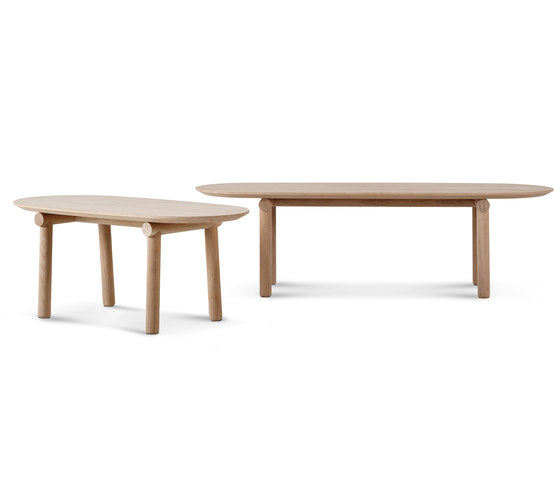 Savannah Table EJ 880-T1 di Erik Jørgensen