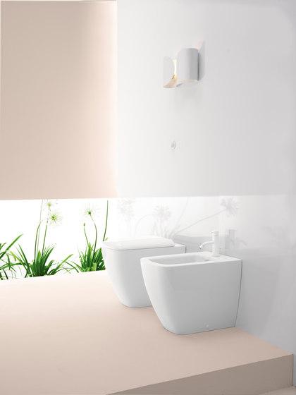 Sand 120 | Washbasin de GSI Ceramica