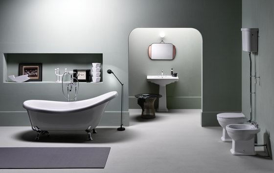 Classic 125 | Washbasin by GSI Ceramica