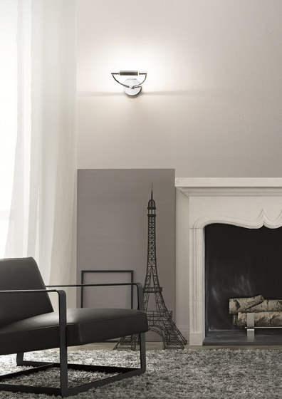 Gradiminisoffitto LED opalescente by Cini&Nils