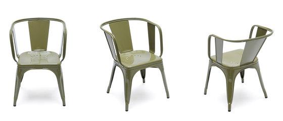 D armchair by Tolix