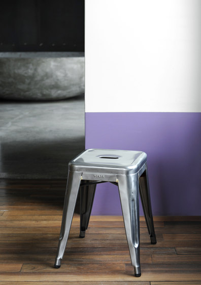 H30 stool by Tolix