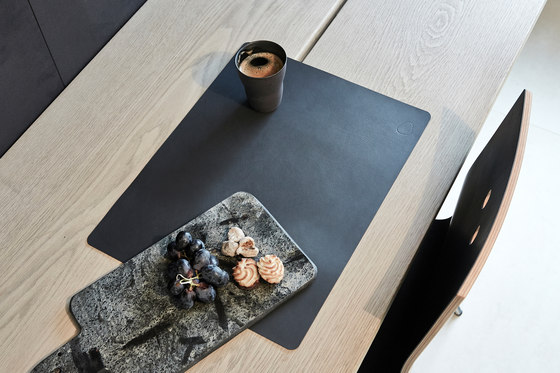 Table Mat | square L double by LINDDNA