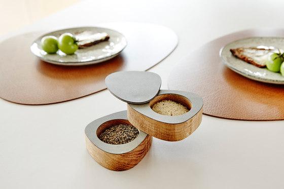 Curve Salt&Pepper by LINDDNA