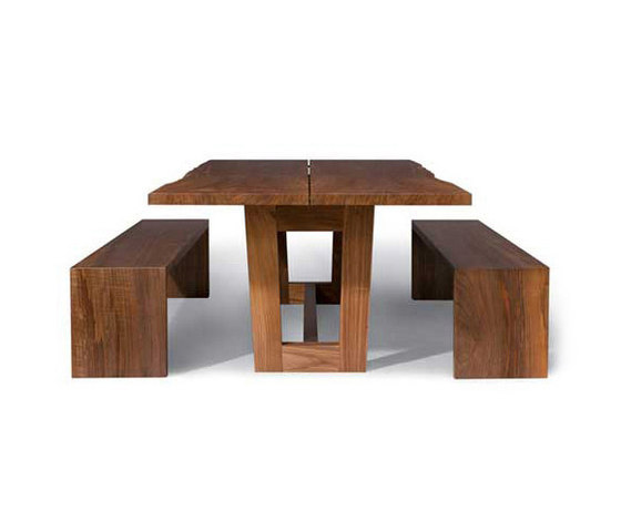 Duette Extension Table - Live Edge by Altura Furniture