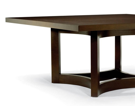 Nexus Square Extension Table by Altura Furniture