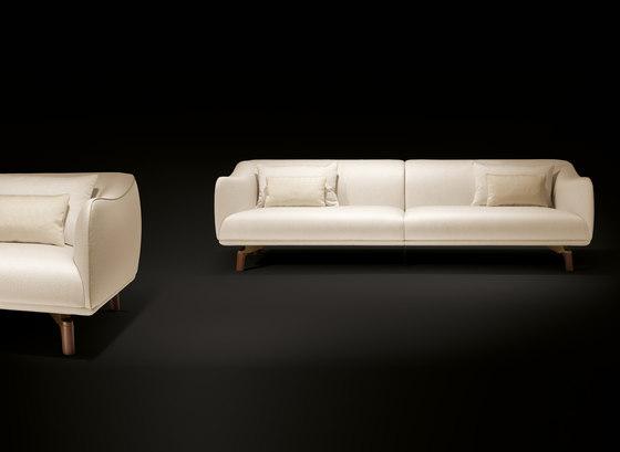 Drive Sofa by Giorgetti