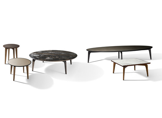 Blend Low Table by Giorgetti