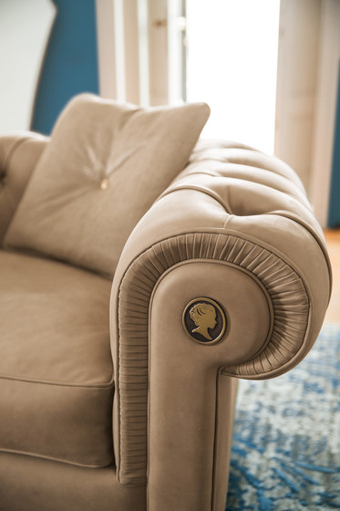 Alfred Armchair by Alberta Pacific Furniture