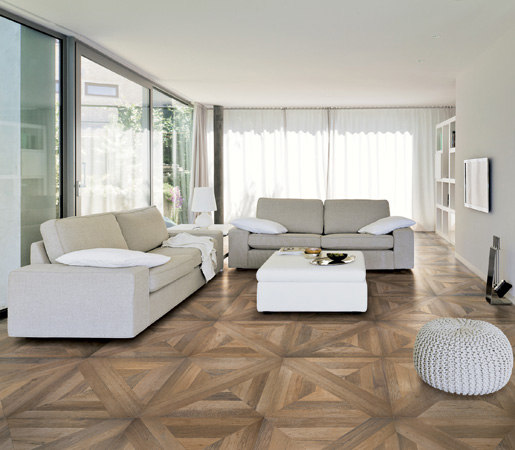 Mansion Porcelain Hall Tile by AKDO