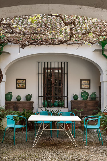 Cádiz armchair di iSimar
