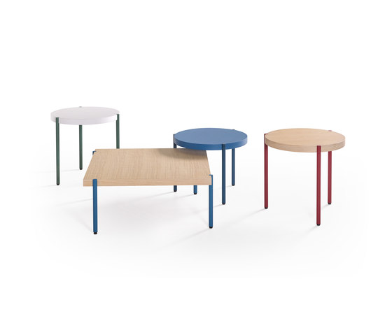 Palladio | table by Artifort