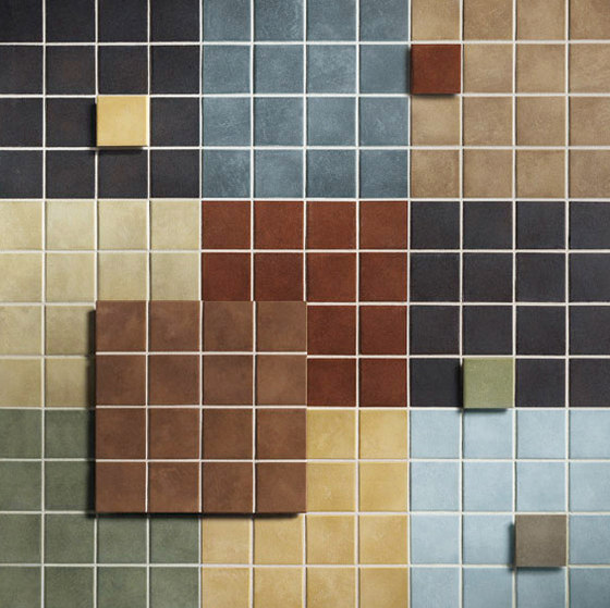 Color Blox Mosaics Mr. Green Jeans by Crossville